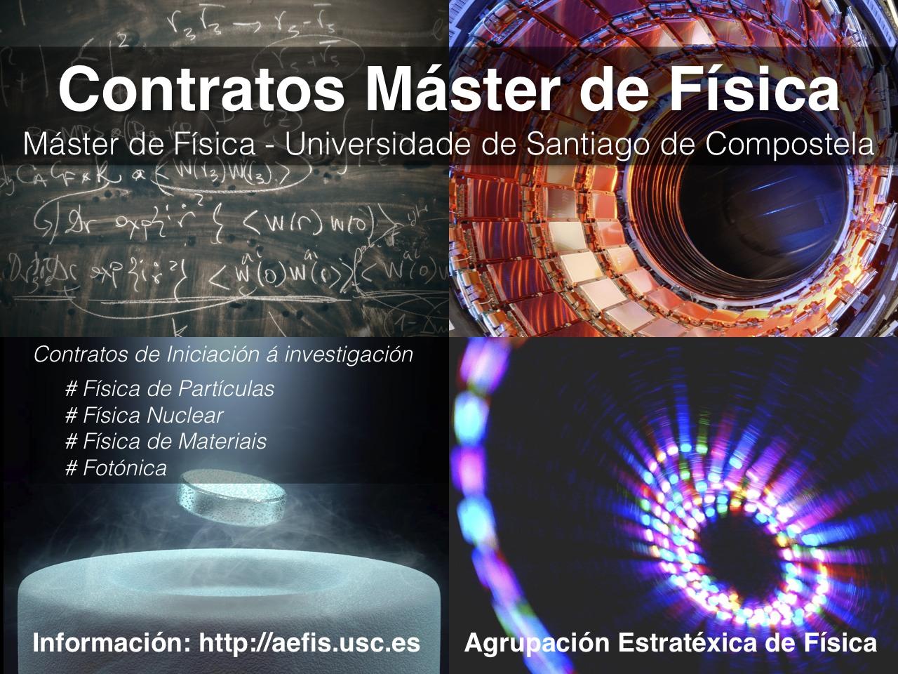 Cartel Contratos Master 2016-17